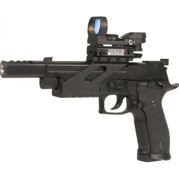CYBERGUN Sig P226 X-FIVE GBB Airsoft Tabanca