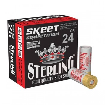 FISEK STERLING 12CAL 24GR NO 9.5 SKEET QUICK OPEN
