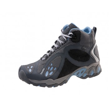 TREKSTA EVOLUTION MID GREY/BLUE GORETEX BAYAN BOT