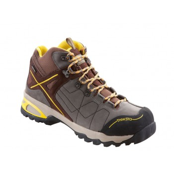 TREKSTA IRON 125 BROWN/YELLOW GORETEX BOT