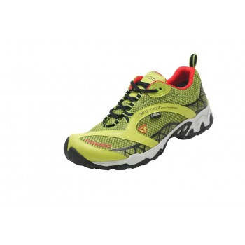 TREKSTA SYNC MOUNTAIN LOW LIME/RED GORETEX AYAKKAB